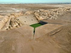 The Rock Stadium, Al Ain, UAE / MZ Architects