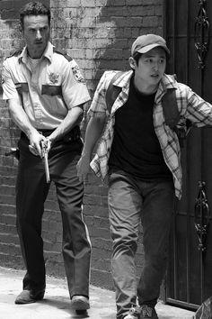 Rick & Glenn, Season 1  #TWD