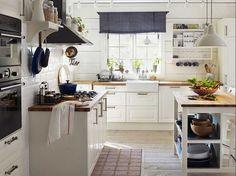 Landhausküchen Ikea