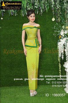 Cambodia dress