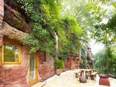 Grand Designs TV house exclusive: Cave conversion #Granddesigns #TVhouse #Cave