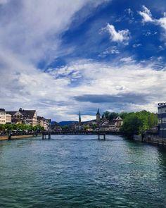 Wunderschönes Zürich!