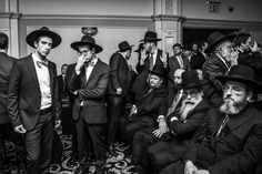Rabbis and cantors from around the United States, the former Soviet Union and Israel participated. (Photo: Devin Yalkin for The New York Times)