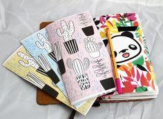Insertar Traverlers Notebook Midori planificador semanal