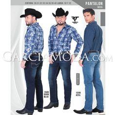 Pantalón Vaquero Lamasini Jeans #ropavaquera #grupero #norteño #westernwear #jeans