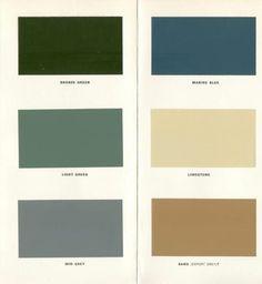 //Series paint colors