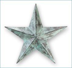 Antique Barn Star