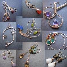 New Spring 2012Unique Kreations jewelry!