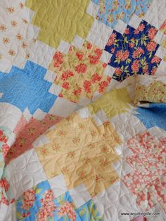 A Quilting Life - a quilt blog: Year in Review: Quilts