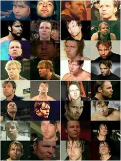 i love billions of faces of dean ambrose my kind of man and the bad ass man alive and i want to be bad with you dean ambrose and please be my forever in life time come