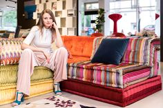 Eco Store, Square Ottoman, Bucharest, Jean Paul Gaultier, Missoni, Home Projects, Showroom, Lounge, Beach Houses