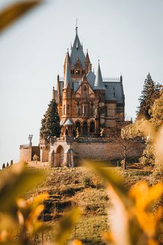 Castle of dragons. by Johannes Hulsch / 500px