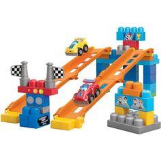 Mega Bloks First Builders Fast Tracks Raceway $19.97 at Walmart