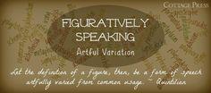 Figuratively Speaking: Artful Variation | cottagepress.net