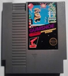 Gumshoe NES Game RARE 1986   eBay