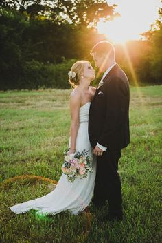 Barn Wedding Featured On Midwest Bride Photos By Katie Ricard