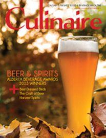 Calgary's freshest food and beverage magazine E Spirit, Pint Glass, Free Food, Beverages, Beer, Wine Cellars, October 2013, Magazine, Community