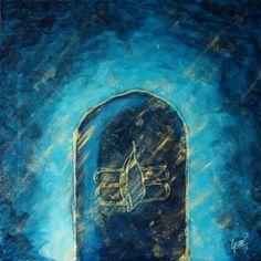 ArtsNyou - SHIV LINGAM Shivatava Series Painting