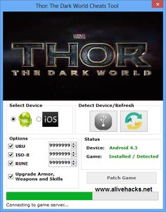 Thor-The-Dark-World-Cheats-Tool