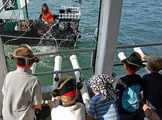 Plymouth Cruises :: Pirate Cruises :: Themed Boat Cruises and Charters