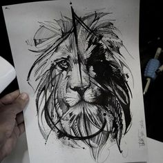 Tattoo Symbols and What They Mean Leo Tattoos, Future Tattoos, Animal Tattoos, Black Tattoos, Body Art Tattoos, Tattoos For Guys, Tricep Tattoos, Tatoos, Lion Tattoo Design
