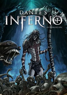 Dante's Inferno: An Animated Epic [BD]- Dante's Inferno: An Animated Epic [BD]