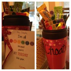 Teacher gift for the First Day of School