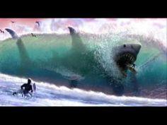 Megalodon on Pinterest | Sharks, Prehistoric and Extinct