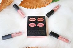 I got excited when BT announced the launch of HUDA Beauty, I just couldn't wait long to try the Liquid Matte Lipsticks' formula. To my surprise, the...