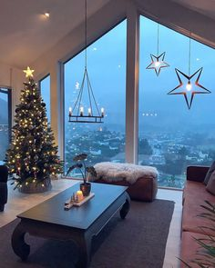 Image about interior in Home design 🏠💛 by Popup House, Home Design, Interior Design, Ikea Interior, Living Room Decor Cozy, Best Decor, Beautiful Christmas Trees, House Rooms, Christmas Inspiration