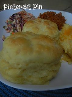 Ruth's Mile High Biscuits - Madefrompinterest.net