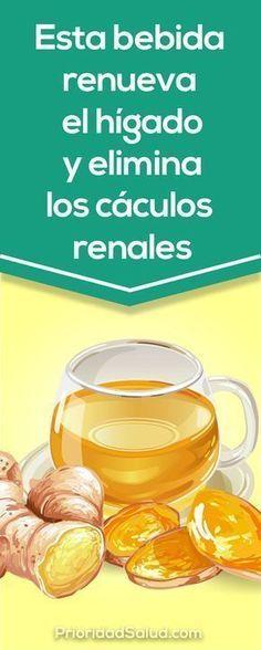 Esta bebida a base de jengibre, cúcuma y leche de coco renueva tu hígado, elimina los cálculos renales, adelgaza y te hace sentir más joven.