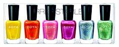 Beauty #Giveaway: @Zoya Zinger Nail Polish Irresistible Nail Polish Collection #nailpolish #nails