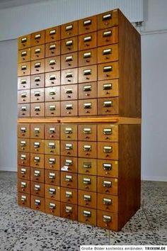 20er APOTHEKERSCHRANK SCHUBLADENSCHRANK KOMMODE Art Deco Bauhaus Design 30er