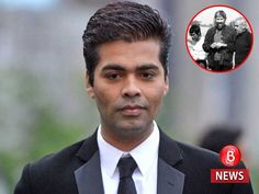 Karan Johar, who is the creative producer of the movie 'The Ghazi Attack', was instrumental in changing the title of the movie. Yash Johar, Karan Johar, Bruce Lee, Old Pictures, Cool Photos, Bubble, Bollywood, Mens Sunglasses, Movie