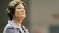 You can't talk influential and admirable women without Pat Summitt. Enjoy retirement!
