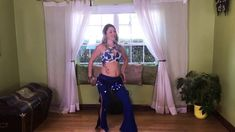 Belly Dance Practice Online #01  - Portal do Egito ® by Débora Spina