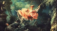 The Swing 1767, Jean Honore Fragonard  Hedonism