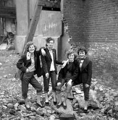 Teddy Girls in post WWII London- Ken Russell.