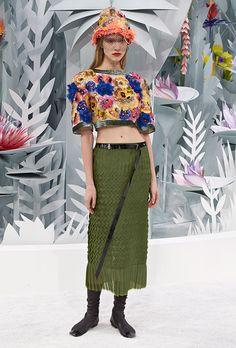 CHANEL Haute Couture Printemps-été 2015
