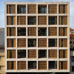 نمايشگاه مجازي نماهاي ما آپارتمان مسكوني صبا معماران: خانم سارا كلانتري آقاي رضا صياديان #namahayema #architecture #facade #memarima #design #sabaapartment #residential #apartment #house #saba #معماري #معماري_ما #نما #معماري_نما #نماهاي_ما #مجتمع_مسكوني #آپارتمان عكس از: آقاي پرهام تقي اف _____________ Memarima.ir
