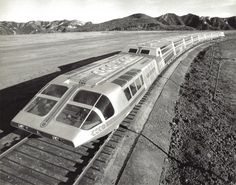 Model train used in failed 1979 reality show, Supertrain.
