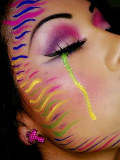 http://www.candynchrome.com/  FYI...Ventura County friends, she is a local make up artist and is amazing!
