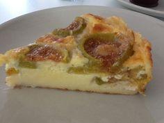 Tarta de Higos y Marcarpone Mousse, Sweet Cooking, My Dessert, Quiche, Delicious Desserts, French Toast, Pie, Sweets, Breakfast