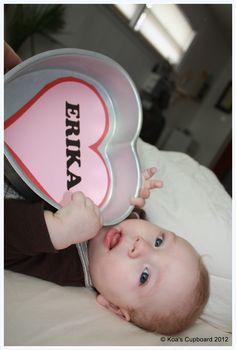 Valentines Day card photo idea DIY Toddler Photography kids
