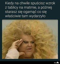 Haha Funny, Funny Cute, Hahaha Hahaha, Funny Lyrics, Polish Memes, Weekend Humor, Funny Mems, I Hate People, History Memes