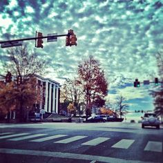 Cookeville Town Square in Cookeville, TN