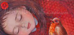 DEBUXOS E CONTOS : O SOÑO DE ESTHER, Novo proxecto Miguel Angel, Nova, Illustration, Creative, Painting, Inspiration, Beauty, Blog, Short Stories