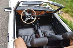 1979 Triumph Spitfire Bumper Conversion for Pinterest