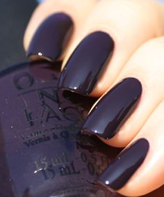 OPI Siberian Nights (deep dark purple) Brand New $7